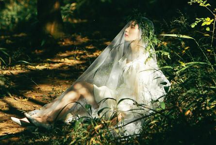 分享几款简单的新娘造型