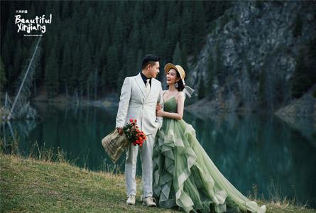 天山大峡谷婚纱照必威体育app手机版分享