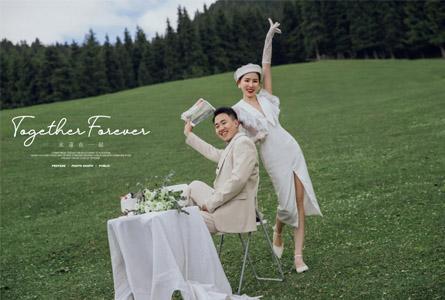南山牧场婚纱照必威体育app手机版